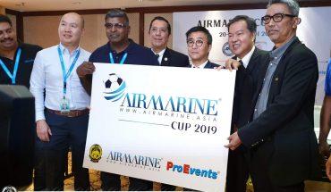 FAM Perkenalkan Piala AirMarine 2019, New Zealand Sah Tarik Diri