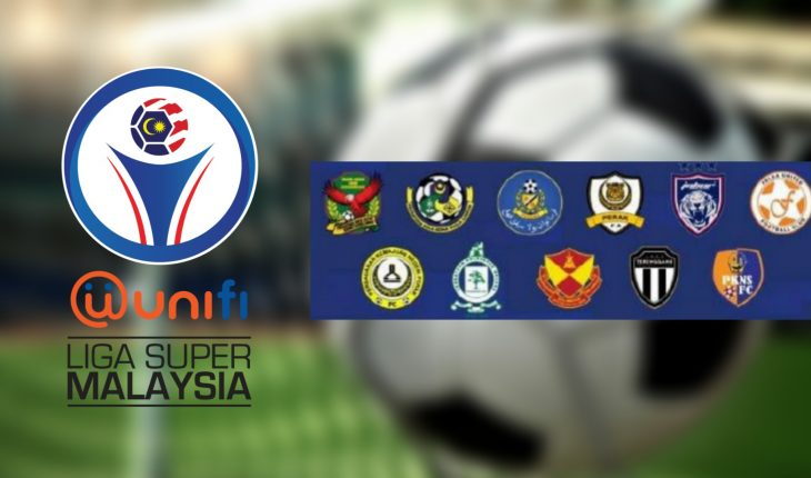 Jadual Perlawanan Liga Super Malaysia 2019