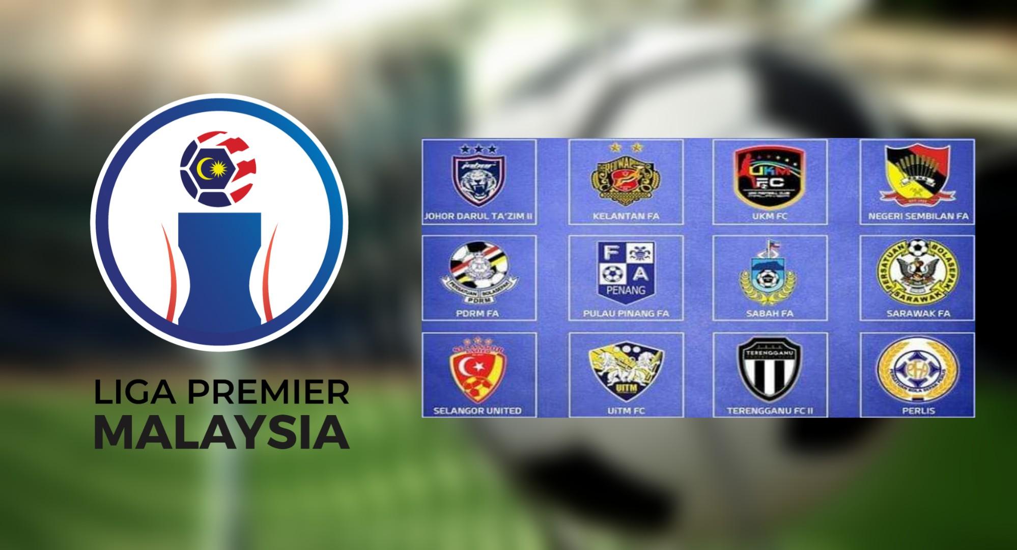 Jadual Liga Premier Malaysia 2019 Keputusan