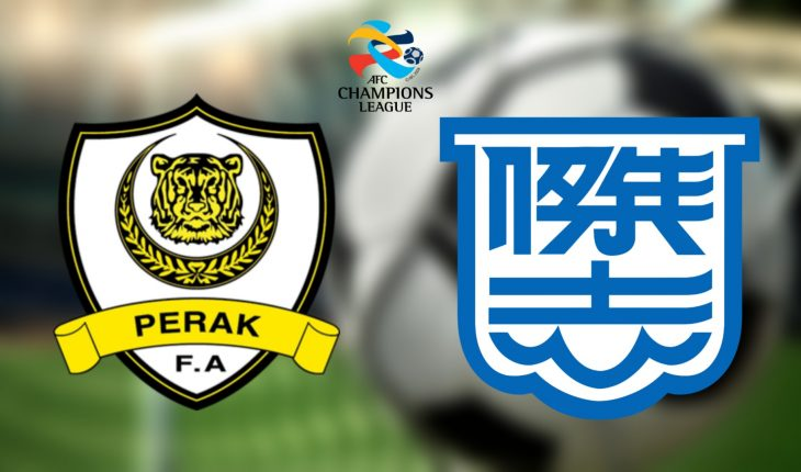 Live Streaming Perak vs Kitchee SC