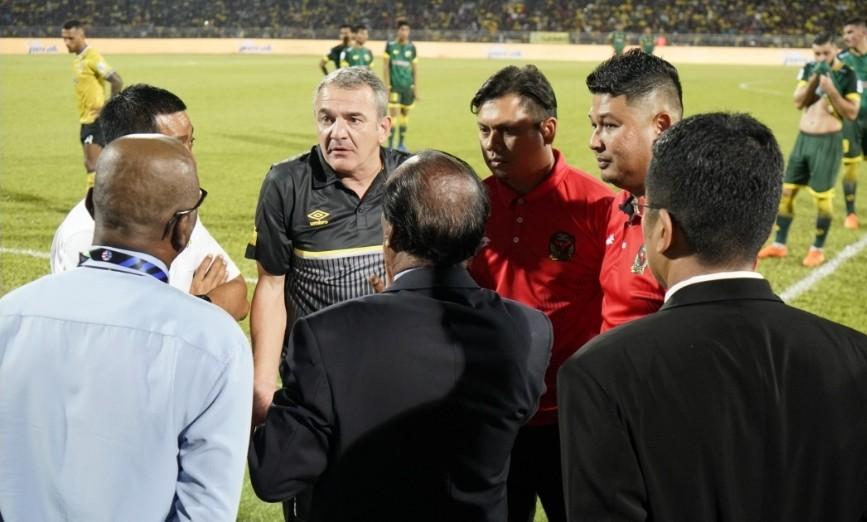 MFL Beri Penjelasan Isu Pengadil Perlawanan Perak lwn Kedah
