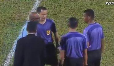 Kedah Berjaya Mengikat 1-1 Menentang Perak, Pengadil Alami Kekejangan Otot!