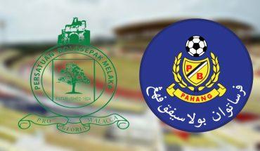 Live Streaming Melaka United vs Pahang 16.2.2019 Liga Super