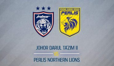 Live Streaming JDT II vs Perlis 15.2.2019 Liga Premier