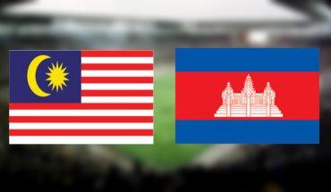 Live Streaming Malaysia vs Kemboja 18.2.2019 Kejuaraan B-22 AFF