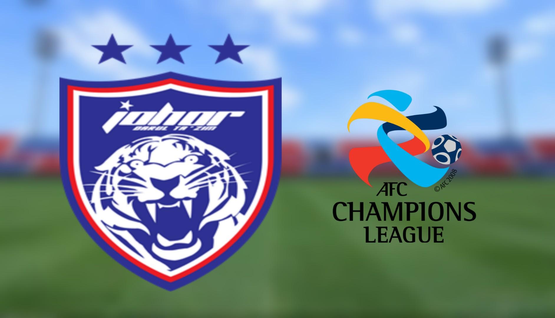Jadual JDT AFC Champions League 2019 (ACL)