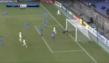 (Video) Jaringan Gol Perak vs Ulsan Hyundai