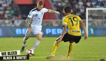 Penalti Lee Tuck Mengikat The Boss Gaurus, Misi Balas Dendam Tercapai!