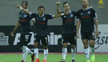 Tok Gajah Mengamuk di Halaman Lawan, PKNP FC Dibolos 3-0!