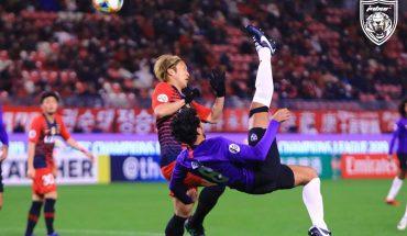 Juara Bertahan Kashima Antlers Hanya Menang Tipis, Farizal Marlias Pamer Aksi Terbaik!