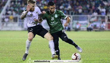 Dua 'Assist' Lee Tuck dan Ashaari, Melaka United Tumbang Dengan 3 Gol!
