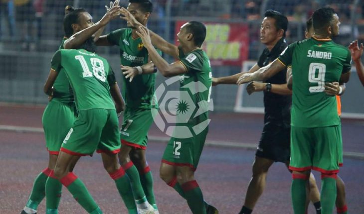 Skuad Selangor 'Comeback' Dengan 3-2, Red Giants Hampakan City Boys