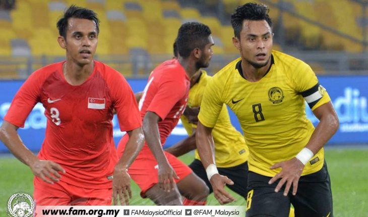 Piala Airmarine: Kealpaan Pertahanan Harimau Malaya, Faris Ramli Membawa Singapura ke Final