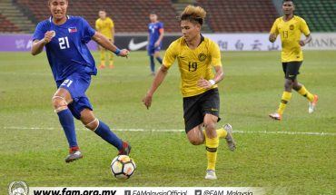AFC B-23: Malaysia Mudah 'Jinakkan' Filipina 3-0, Akhyar Jadi Hero Aksi Pembukaan!