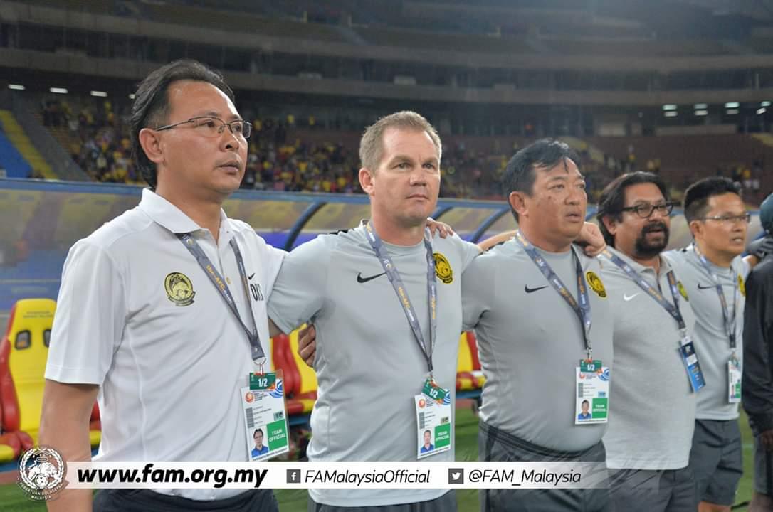 AFC B-23: Skuad Harimau Malaya Bakal Bertemu Laos, Kim Swee Rayu Penyokong ke Stadium