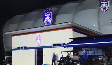 Revolusi Kelab JDT Bermula Dengan Menaik Taraf Padang Bola Sepak - TMJ