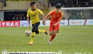 AFC B-23: Harimau Muda Ikat China 2-2, Gagal Layak Secara Merit!