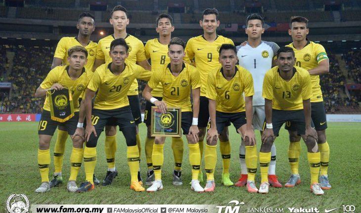AFC B-23: Malaysia Tidak Layak Ke Thailand 2020