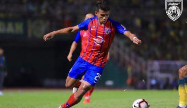 Video: Jaringan Freekick Jarak Jauh Safawi, Hadiahkan Gol Tunggal JDT