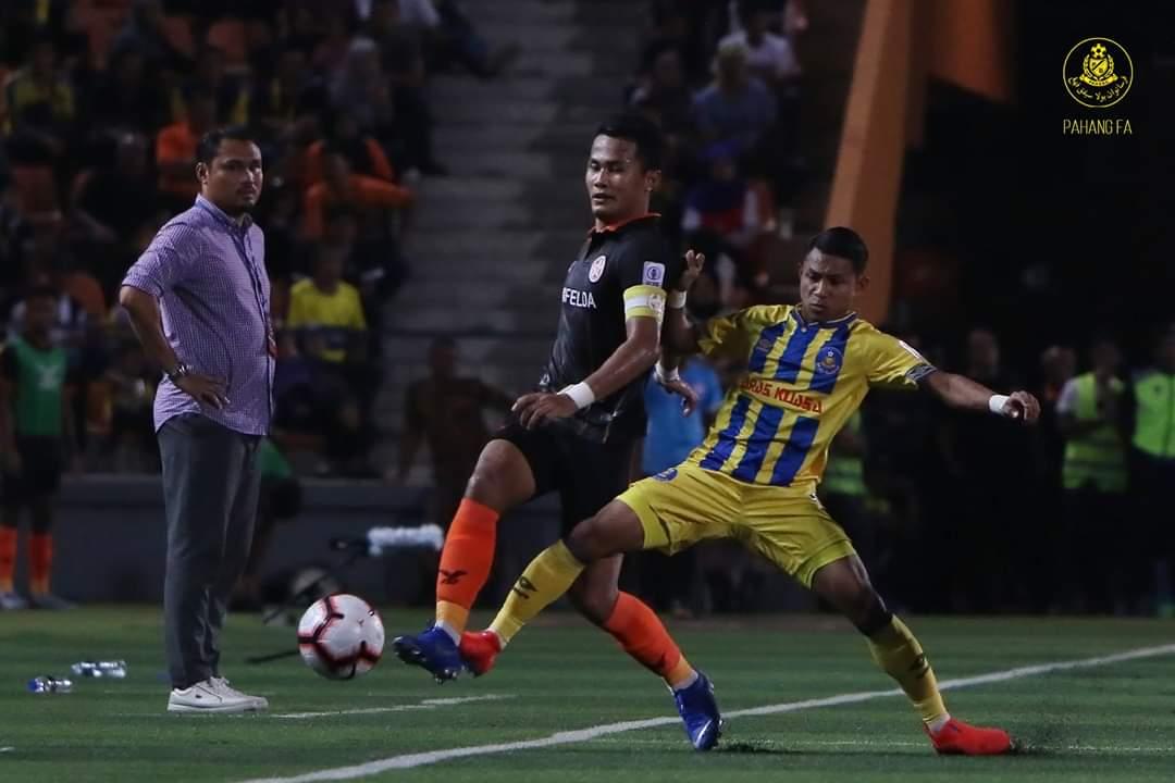 Tok Gajah Tundukkan Felda United di Jengka, Tanpa Tiga Tonggak Utama!