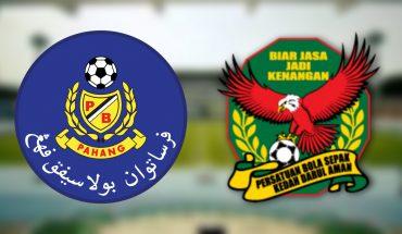 Live Streaming Pahang vs Kedah 8.3.2019 Liga Super