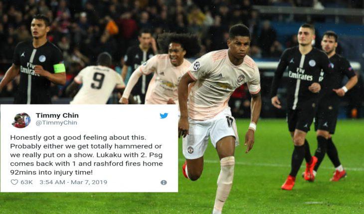 Ramalan Tepat Pemuda Malaysia Ni, Tweetnya Mendapat Perhatian Pemain Manchester United!