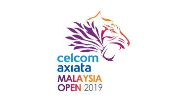 Jadual Badminton Terbuka Malaysia Celcom Axiata 2019 (Keputusan)