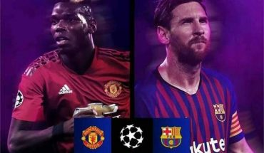Keputusan Undian Suku Akhir UEFA Champions League, 'Heavyweight Match' Barcelona vs MU!