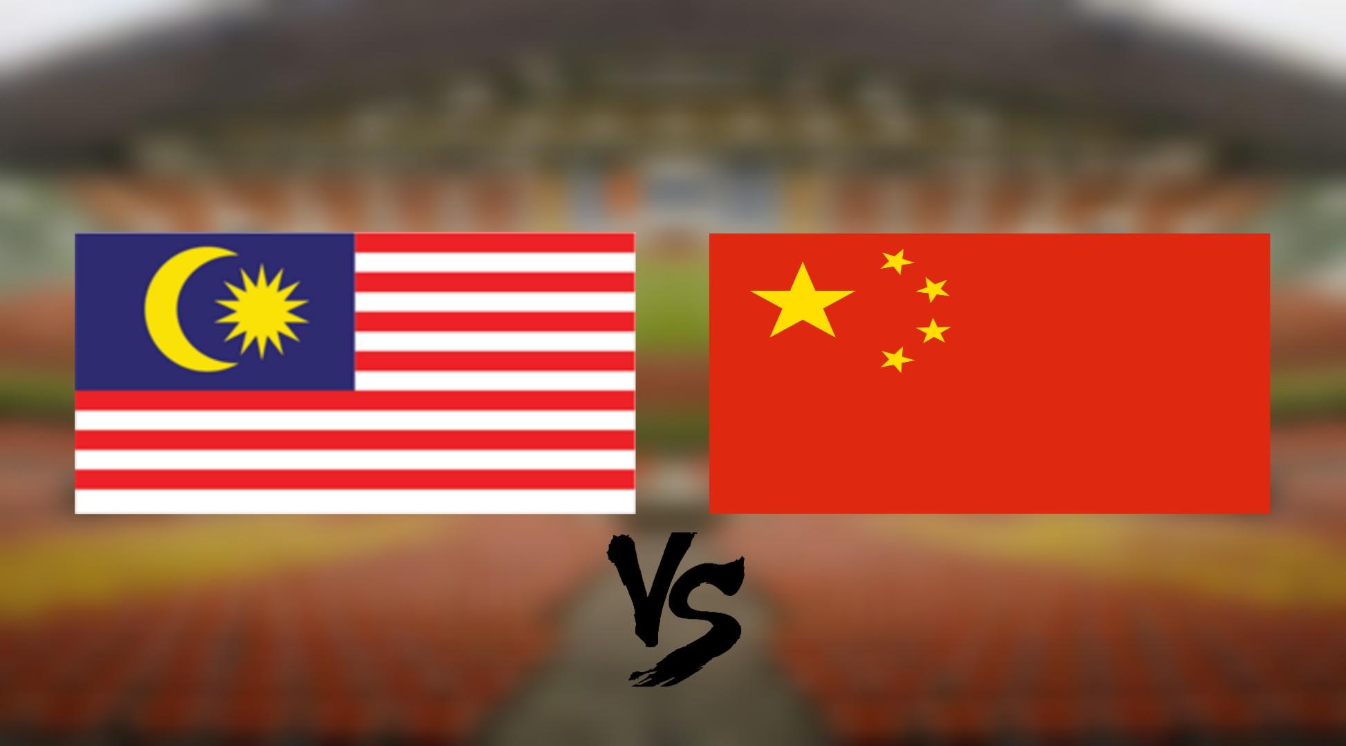 Live Streaming Malaysia vs China 26.3.2019 Kelayakan AFC B-23