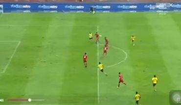 Video: Gol Sepakan Lencong Padu Faiz Nasir, Layak Dicalonkan Puskas?