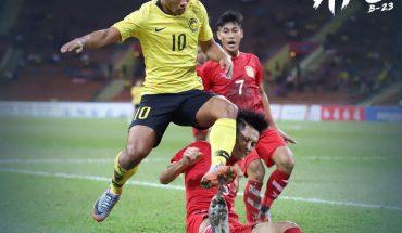 Video: Sepakan Percuma Lencong Safawi Rasid, Mengelirukan Penjaga Gol Laos