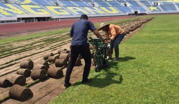 TMJ Ucap Syabas Terengganu Menaik Taraf Padang Stadium Sultan Mizan