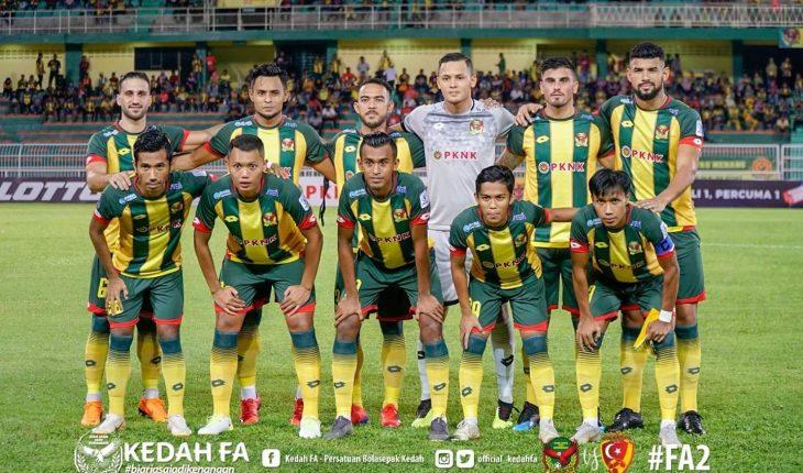 Piala FA: Kedah Buat 'Comeback' Menang ke Atas Selangor United 3-2