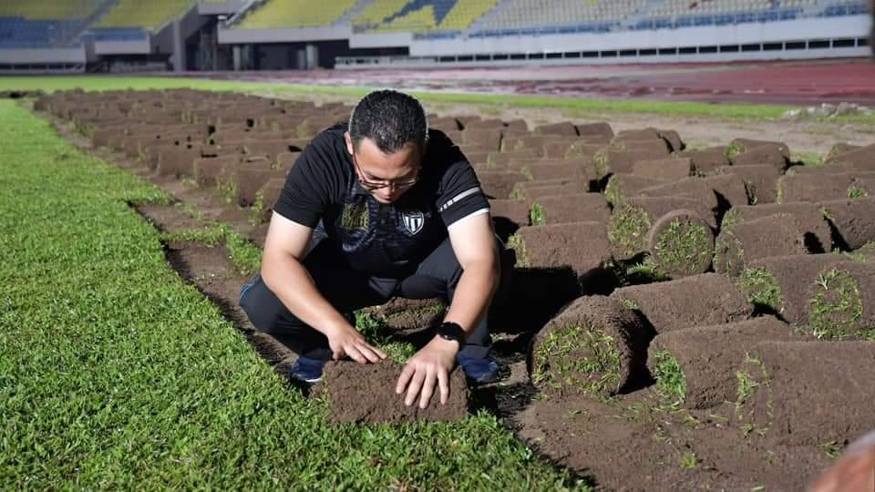 Stadium Sultan Mizan Guna Rumput Jenis 'Bermuda', Jangka Siap Pada September 2019