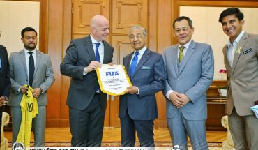 FIFA Peruntukan Dana USD2 Juta Kepada FAM Bagi Pembinaan Pusat Latihan Moden