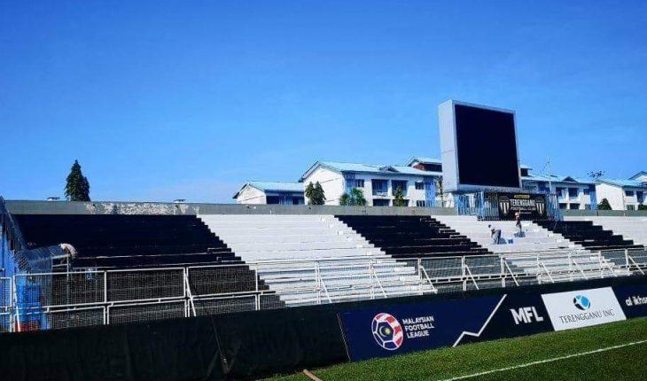 Stadium Sultan Ismail Berwajah Baru, Jotun Setuju Taja Cat Kepada Terengganu FC