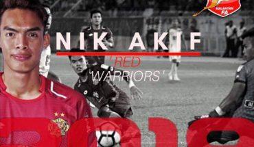 Nik Akif Bakal Tinggalkan The Red Warriors, Sedia Tebus Kontrak RM1 Juta
