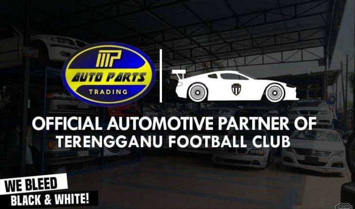 MP Auto Parts Trading Penaja Baru Terengganu FC