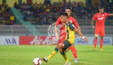 Hijau Kuning Singkirkan PJ City FC, Hasil Sumbangan Renan & Zaquan