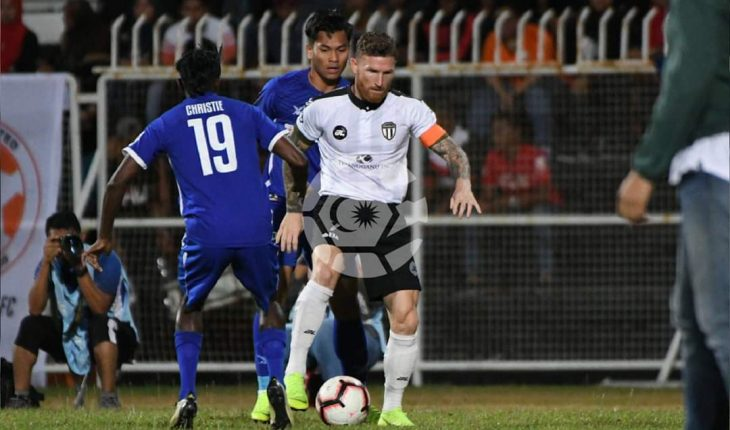 Dua Gol Kipre Memberi Kemenangan Kepada Sang Penyu di Kuala Terengganu