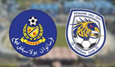Live Streaming Pahang vs PJ City FC 7.4.2019 Liga Super