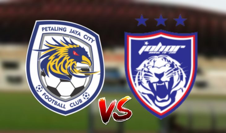 Live Streaming PJ City FC vs JDT
