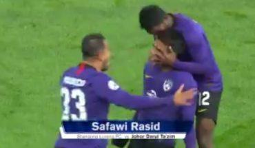 ACL 2019: Gol Safawi Dicalonkan Untuk Gol Terbaik Mingguan