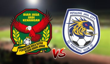 Live Streaming Kedah vs PJ City FC 16.4.2019 Piala FA