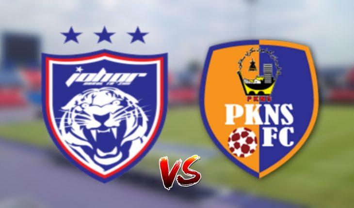 Live Streaming JDT vs PKNS FC 17.4.2019 Piala FA