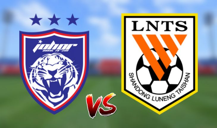 Live Streaming JDT vs Shandong Luneng 24.4.2019 ACL