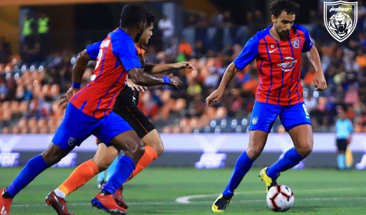 Johor Darul Ta'zim Memang Kebal, Terus Melebarkan Penguasaan Liga Super