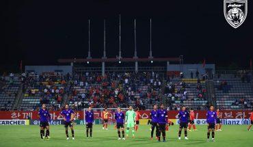 JDT Tewas 2-0 di Tangan Gyeongnam FC, Impian Peringkat 16 Berakhir