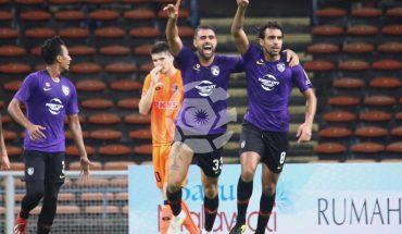 Satu Gol Cantik Safawi Rasid & Diogo Selamatkan JDT di Shah Alam