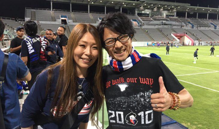 Kisah Pasangan Jepun Penyokong JDT, Sanggup Terbang 5000km Dari Jepun ke Larkin